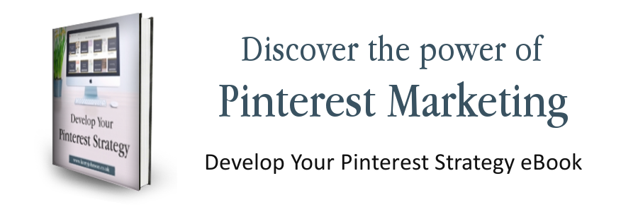 Develop Your Pinterest Strategy eBook