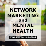 Network Marketing and Mental Health