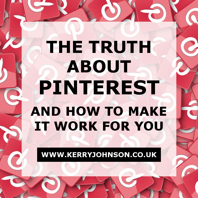 The Truth About Pinterest