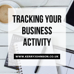Tracking Your Business Activity