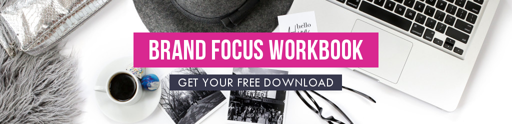Brand Focus Workbook - Get Your Free Download
