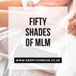 Fifty Shades of MLM