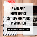 8 Amazing Home Office Set Ups for Your Inspiration