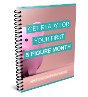 5 Figure Month eBook